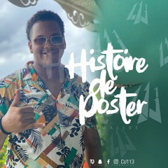 DJ 113 - HISTOIRE DE POSTER(AQUA LIVE)
