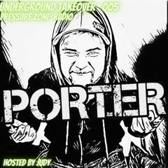 Underground Takeover 005 - PresureZone Radio, Hosted By Judy