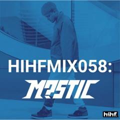 Heard It Here First Guest Mixes Vol. 58: M?STIC