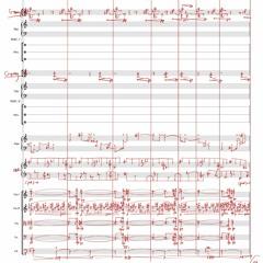 Eufaunique - 1st and 2nd part - Ensemble InterContemporain, M. Pintscher -  live. Paris 3.9.20
