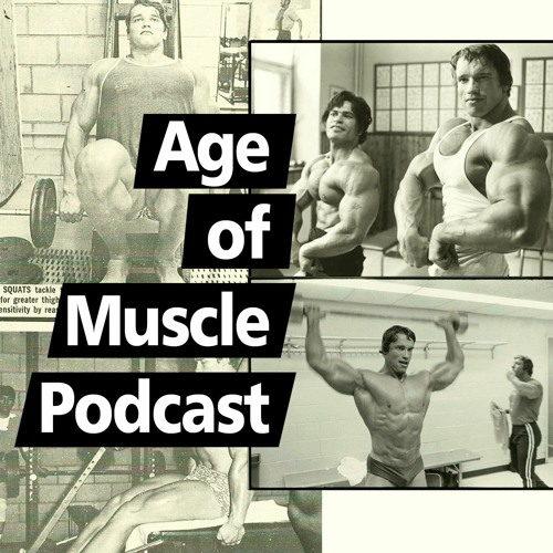 Episode #1 of The Age of Muscle Podcast, fitness tips for mature men.