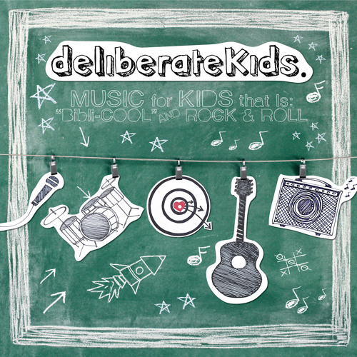"""Music for Kids that is """"Bibli-Cool"""" and Rock & Roll"""
