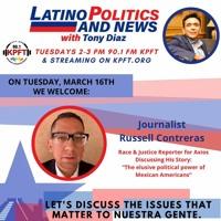 The Latino Vote: Mexican American & Cuban American Senators