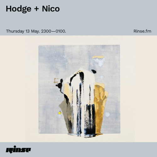 Hodge + Nico - 13 May 2021