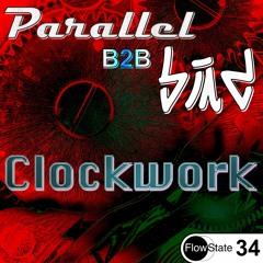 bind & Parallel - Clockwork [Bass House +] [FS 34]