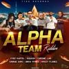 Alpha Team Riddim Mix Vybz Kartel,Squash,Chronic Law,Sikka Rymes & More (T100 Records)