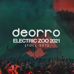Deorro @ Electric Zoo 2021 [Full Set]