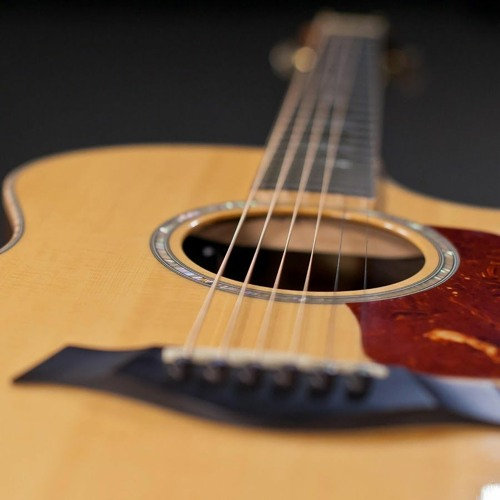 Romantic Inspirational Acoustic Guitar (Royalty Free Music)