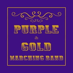 We Love the U-Dub-Purple & Gold Marching Band