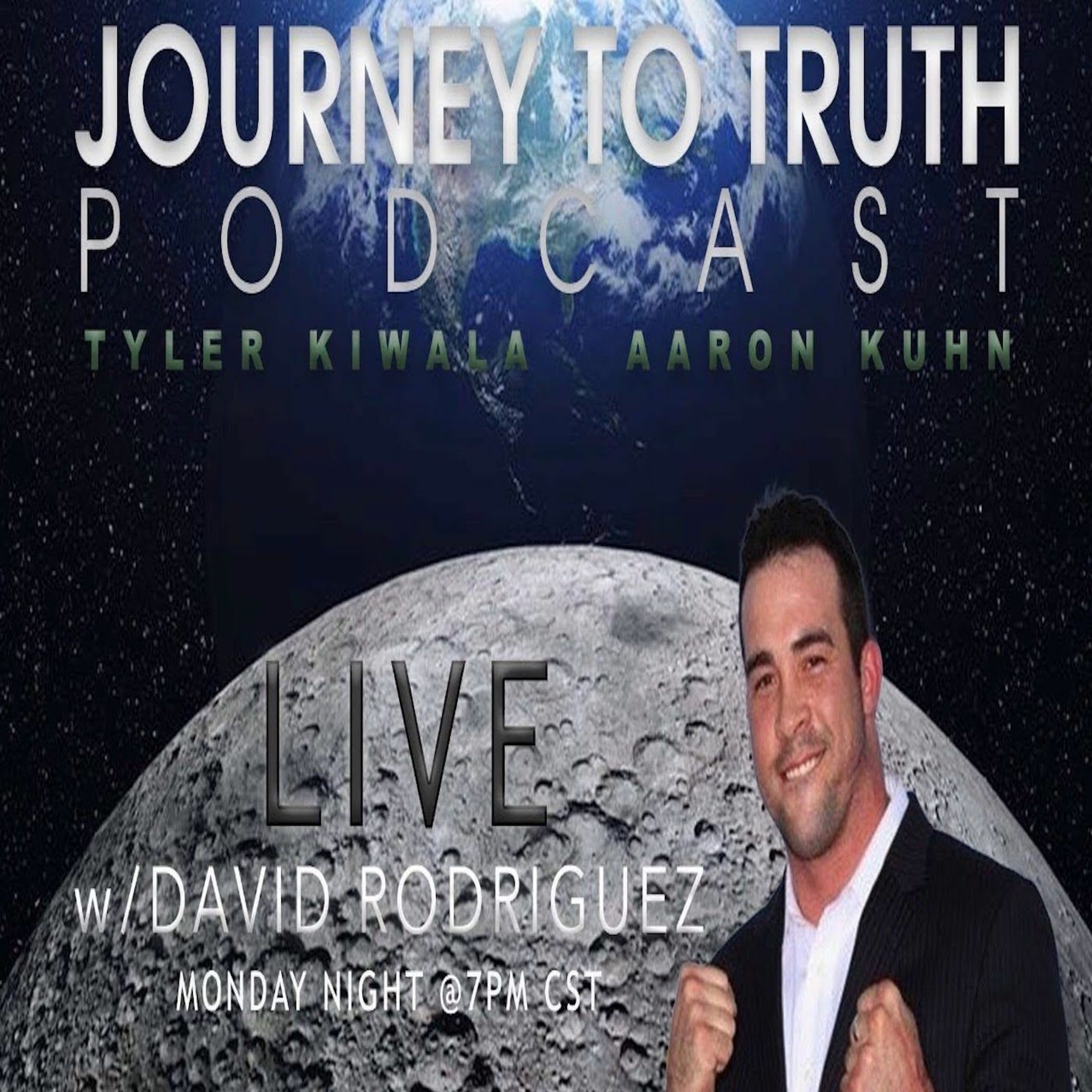 EP 88 - Live w/ David Rodriguez - The World Is Watching