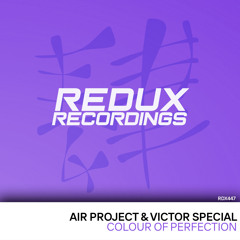 Air Project & Victor Special - Colour Of Perfection (Extended Mix)