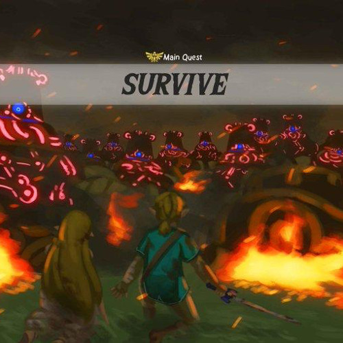 Decisive Fight Against Calamity Ganon Full Hyrule Warriors Age Of Calamity Ost Extended By Mew Tubehk