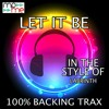 Let It Be (Instrumental Mix)