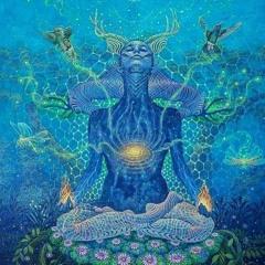 SHAMANIC DRUMS  DEEP TRANCE HUMMING MEDITATION  Shamanic Meditation Music For Stress Relief