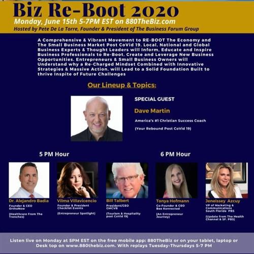 FORUM BIZ TALK 6 - 15 - 2020