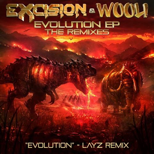 Excision x Wooli - Evolution feat. Sam King (Layz Remix)