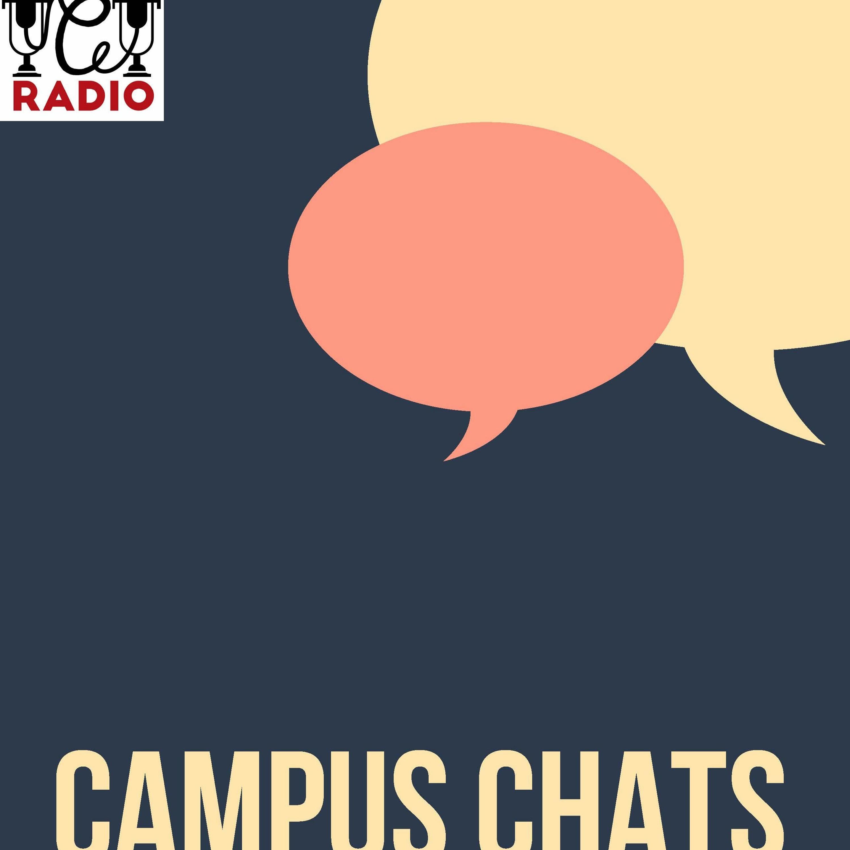 UCU Campus Chats Episode 7 Gaetano Fiorin (Linguistics)