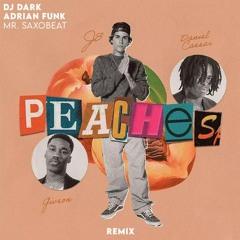Justin Bieber - Peaches (Dj Dark & Adrian Funk Remix) Feat. Mr. Saxobeat