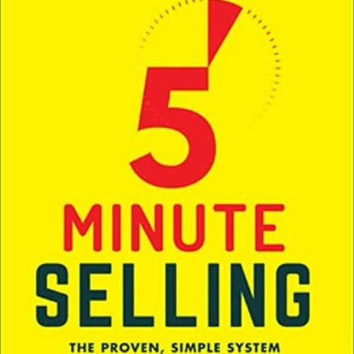 5 minutes to better media sales!  Best selling author Alex Goldfayn is our special guest