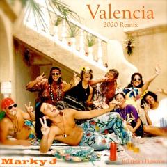Valencia by Marky J 2020 (City Of Love REMIX) ft.Tristan Figueroa & Marilyn David