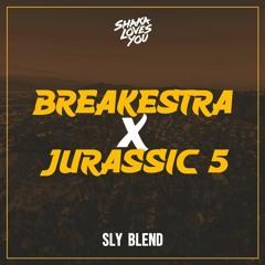 Breakestra X J5 (SLY Blend)