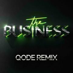 Tiësto - The Business (Qode Remix)