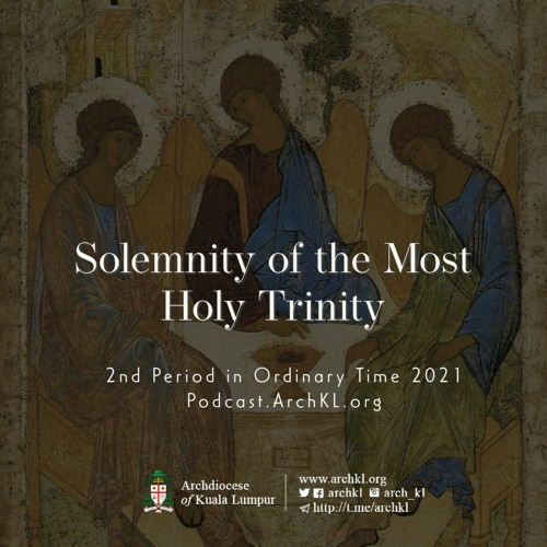 Homilies-Solemnity of the Most Holy Trinity