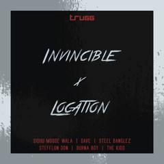 Invincible x Location | Trugg, Sidhu Moose Wala, Dave, Steel Banglez, Stefflon Don, Burna Boy