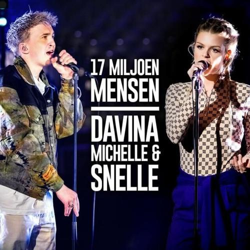 17 Miljoen Mensen - Davina Michelle & Snelle (MITCH DB EDIT)