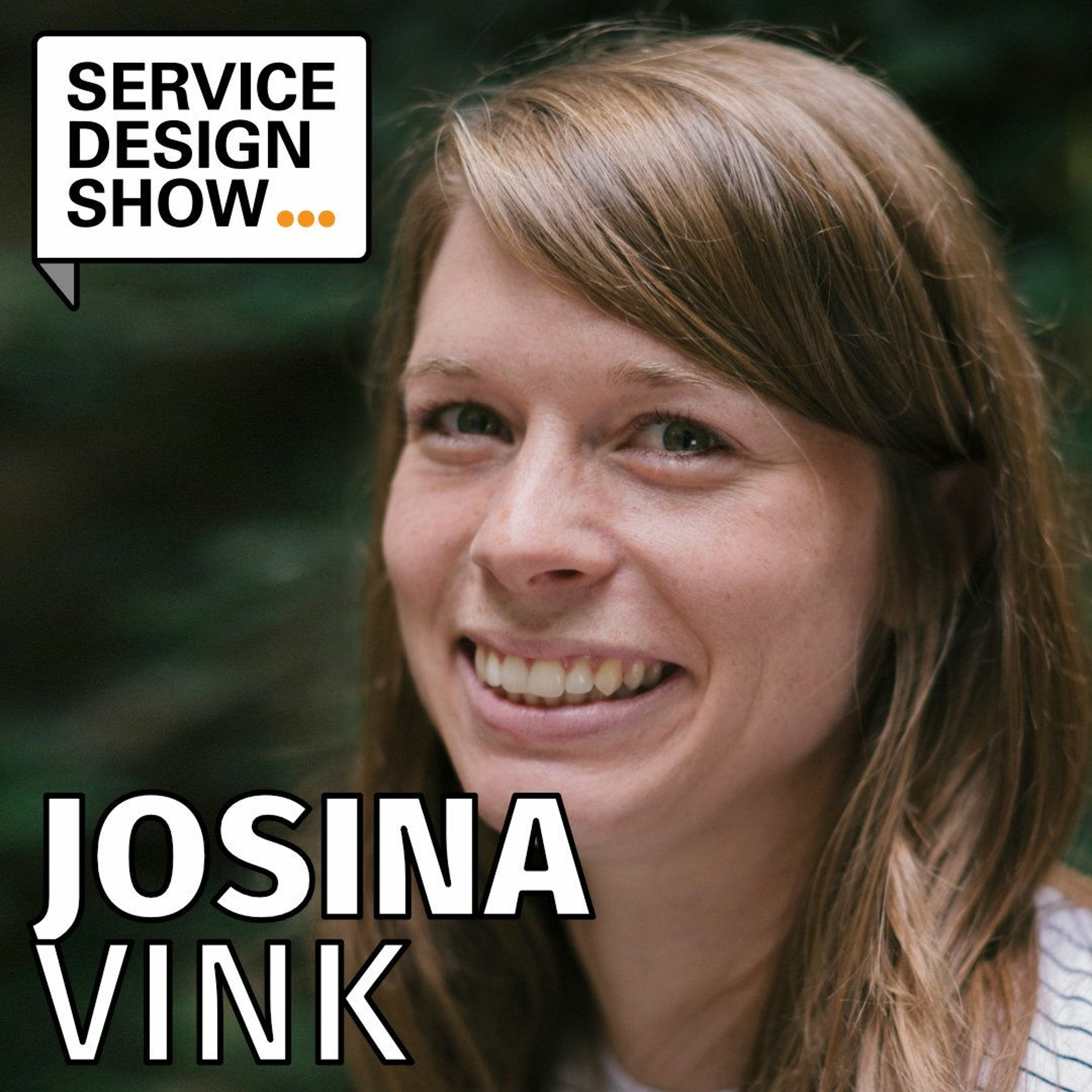Designing with the invisible glue that holds us together / Josina Vink / Episode #95