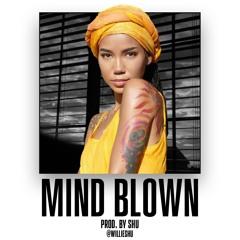Jhene Aiko Type Beat • 'MIND BLOWN' • R&B Soul Beats Instrumental (prod. By SHU)