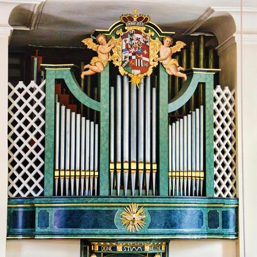 Weihnachtliches Orgelkonzert von Raimund Schächer aus der Markgrafenkirche Treuchtlingen