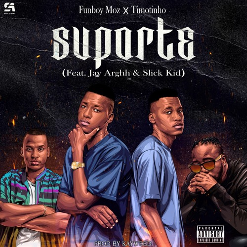 Funboy Moz x Timotinho - Suporte (Feat. Jay Arghh & Slick Kid) Prod. by Kayweed