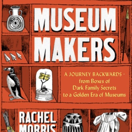 The Museum Makers author interview with Imogen Greenberg