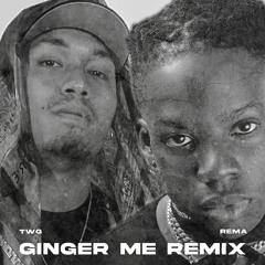 GINGER ME - REMA (TWG REMIX)