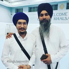 Tera Kiya Mitha Laage - Bhai Maninder Singh Ji Hazoori Ragi Sri Darbar Sahib