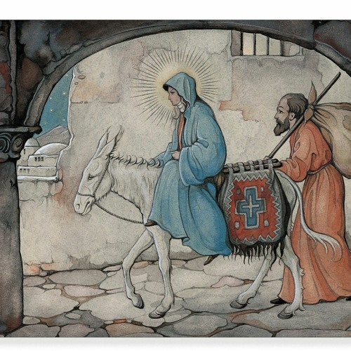 Mary and the Advent Journey of Peace