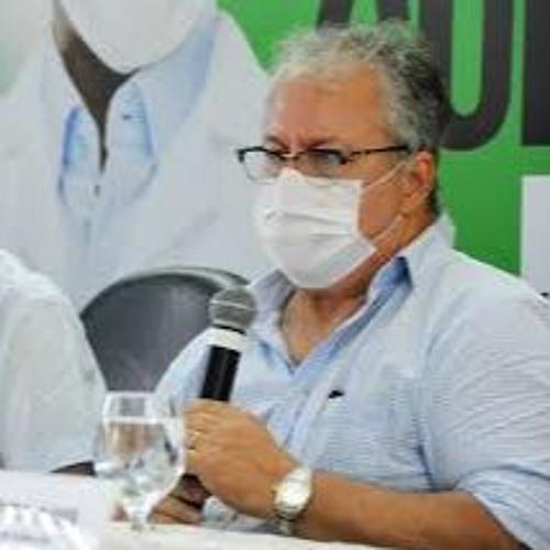 Secretario de Saúde de JP  crítica à gestão da pandemia do governador João Azevedo
