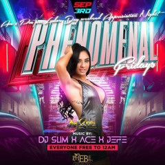 Phebe NightClub LIVE SET MIX(SEPT. 3rd)   @DJACE201