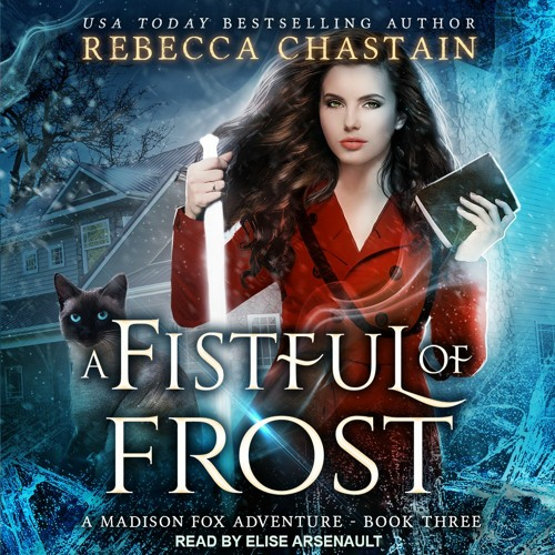 A Fistful of Frost, Madison Fox Adventures Book 3