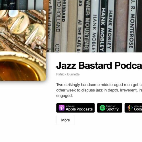 Podcast Review - Jazz Bastard - Flying Blind