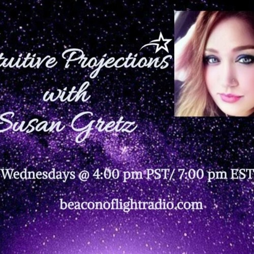 Intuitive Projections with Susan Gretz