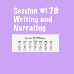 #178 - Songwriting And Narrating - Fender Tele - 1