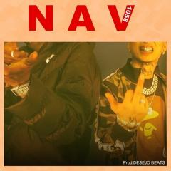 """(FREE) Drake x Playboi Carti  Type Beat - """"Nav 1058"""" (Prod.By Desejo Beats)"""