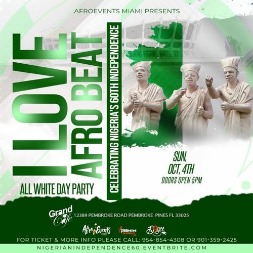 LIVE SET MIAMI NIGERIA INDEPENDENCE (Capt Balo Special)