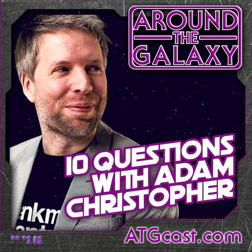125. Ten Questions with Adam Christopher