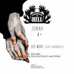 PREMIERE: Jonna feat. Javonntte - Jus Move (Original)