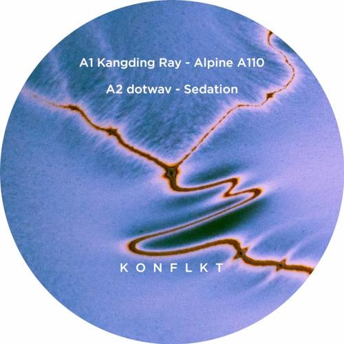 Kangding Ray, dotwav, Mario Berger, Denise Rabe - Sammelwerk III (K021)