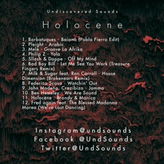 Undiscovered Sounds Guest Mix Five - Holocene