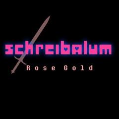 [Schreibalum: Rose Gold] TPCIAUB (This Particular Cop Is An Ultra Bastard)